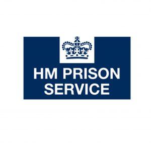 HM Prison Services Logo Tempest Training Sq
