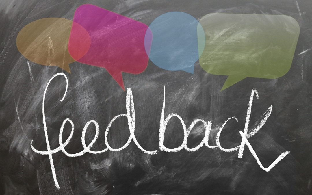 Why constructive feedback is important to practice, as a leader in your organisation…