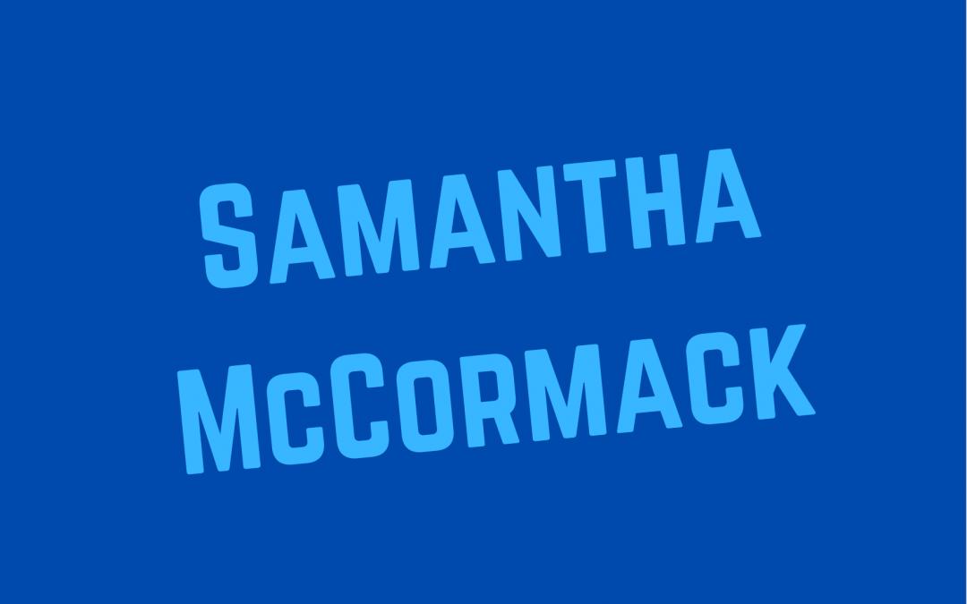 Samantha McCormack